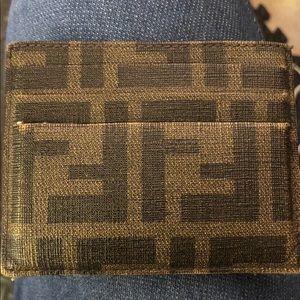 Fendi card wallet - AUTHENTIC!!!!!!